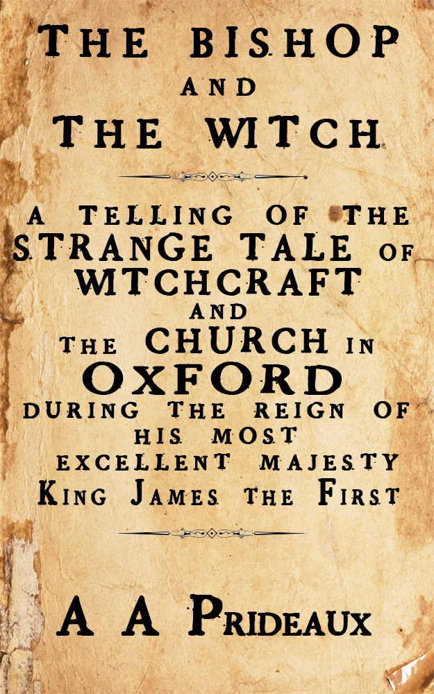bishop and the witch a a prideaux cover