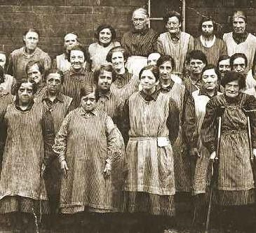 Workhouse 1900