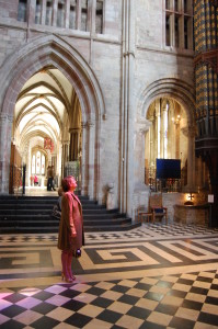 APx at Worcester Cathedral